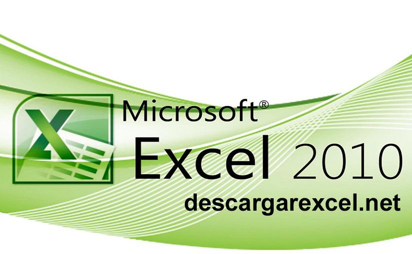 Descargar Excel 2010