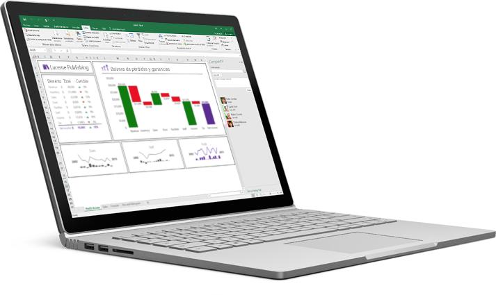 Descargar Excel en Mac