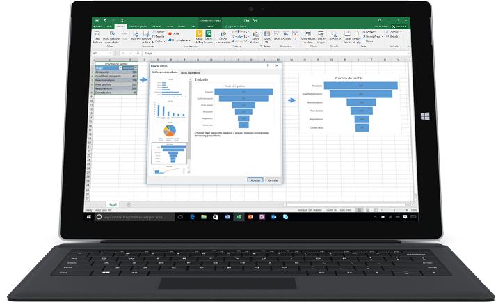 Descargar Excel gratis