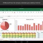 Cómo descargar Excel para Tablet Android