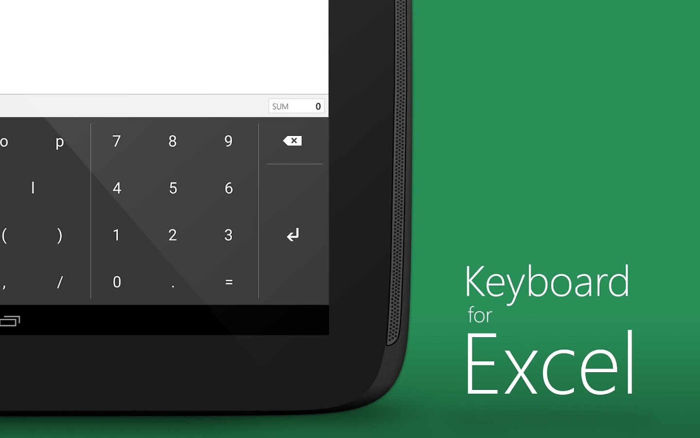 alternativas a Excel en Android
